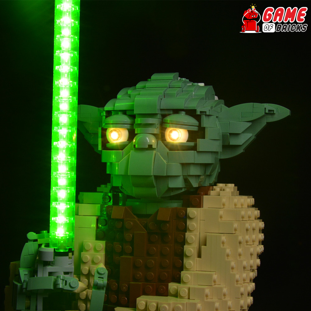 LEGO Yoda 75255 Light Kit