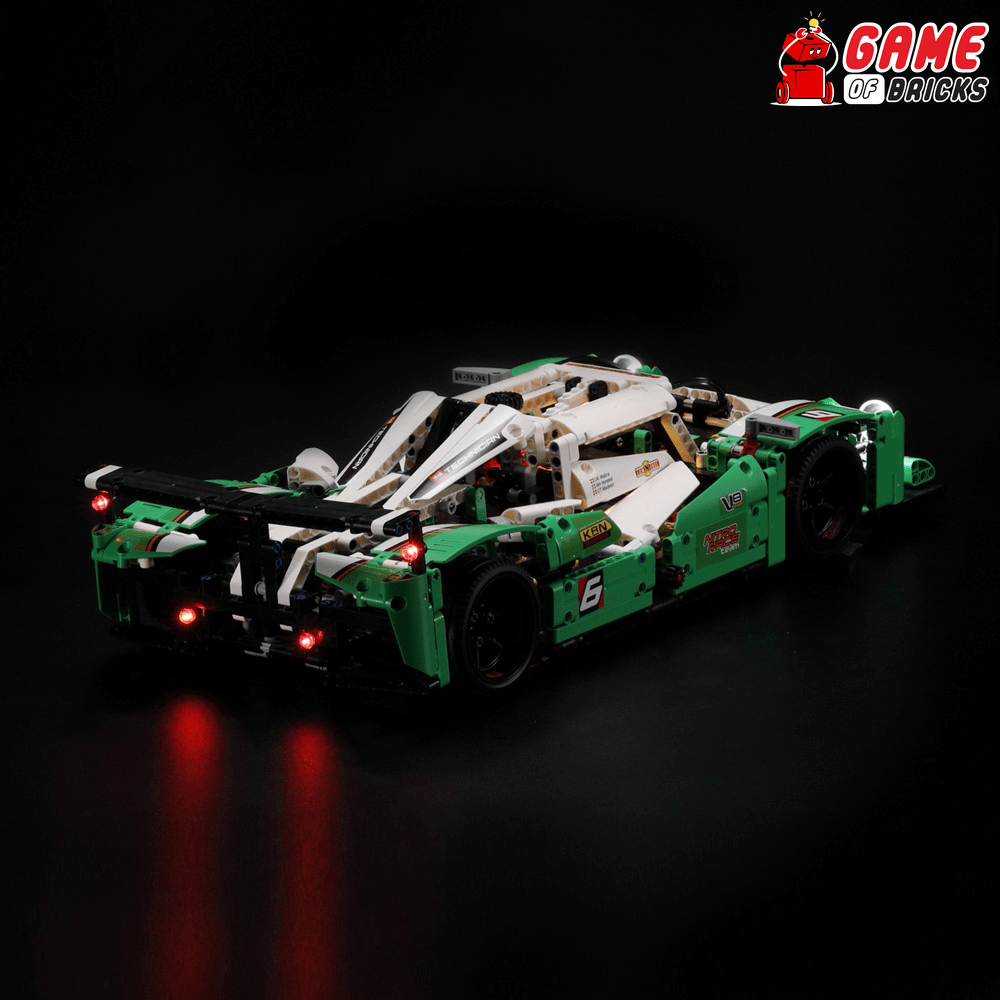 LEGO 42039 24 Hours Race Car Light Kit