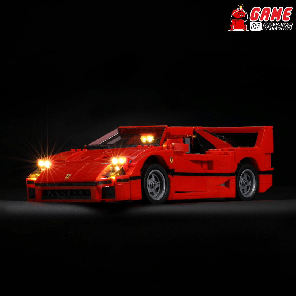 LEGO Ferrari F40 10248 Light Kit