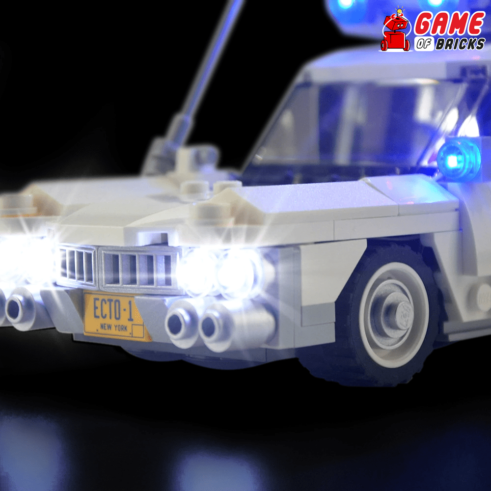 LEGO Ghostbusters Ecto-1 21108 Light Kit