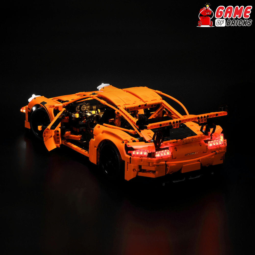 LEGO Porsche 911 GT3 RS 42056 Light Kit
