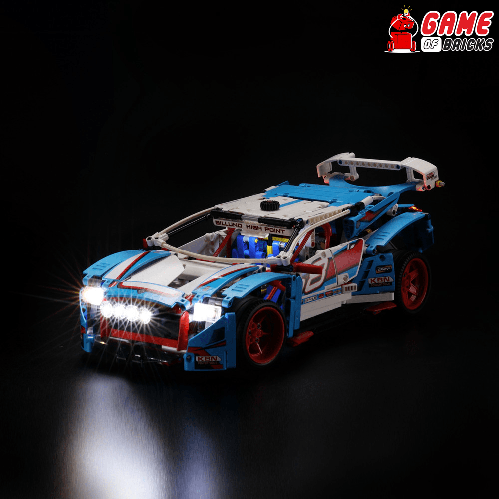 LEGO Rally Car 42077 Light Kit