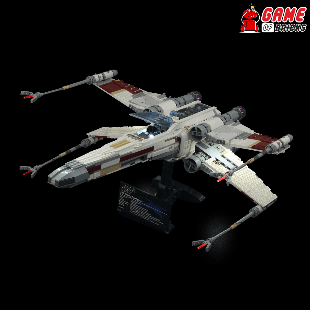 LEGO 10240 Red Five X-wing Starfighter Light Kit
