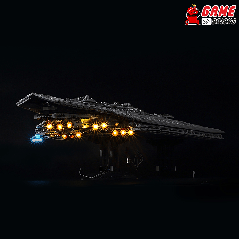 LEGO Super Star Destroyer 10221 Light Kit