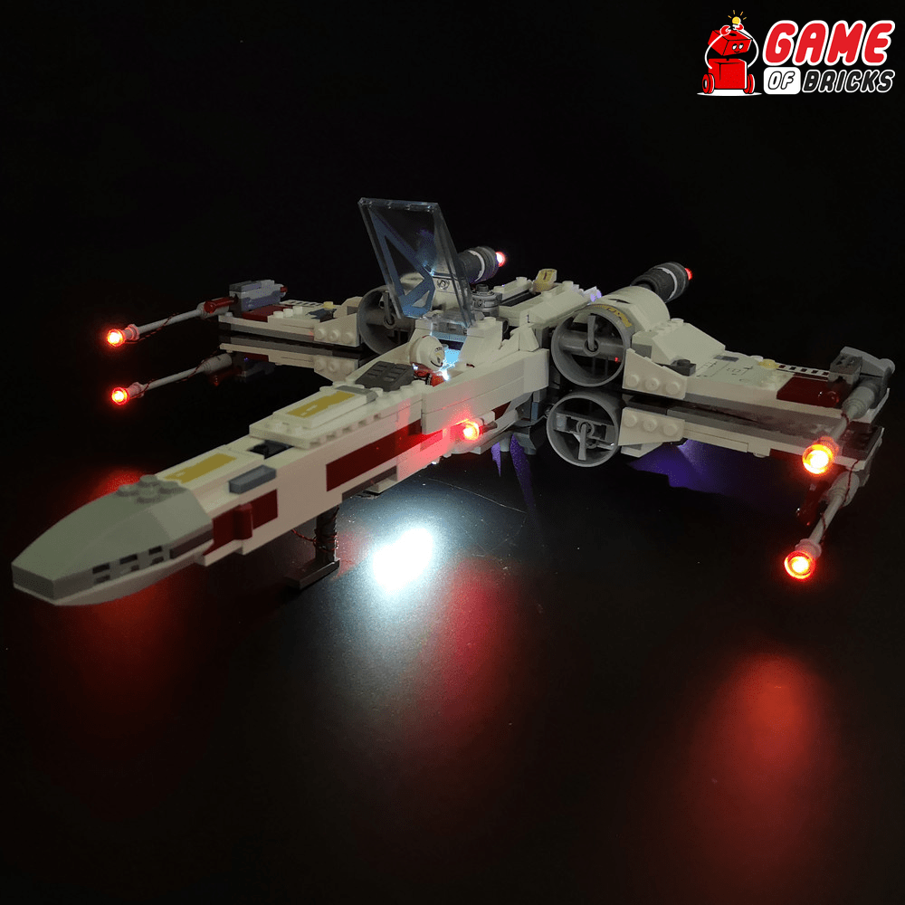 LEGO X-Wing Starfighter 75218 Light Kit