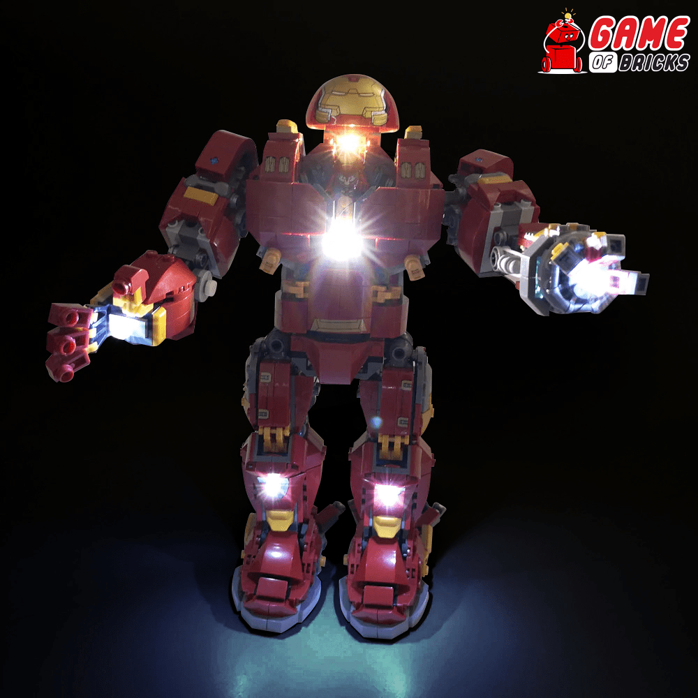 LEGO Hulkbuster: Ultron Edition 76105 Light Kit