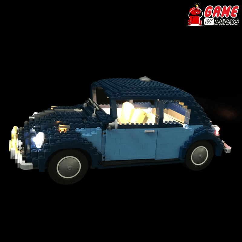 LEGO Volkswagen Beetle 10187 Light Kit