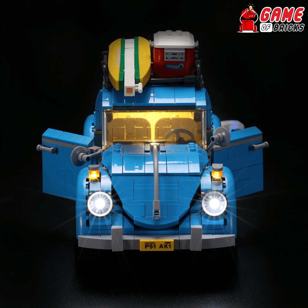 LEGO 10252 Volkswagen Beetle Light Kit