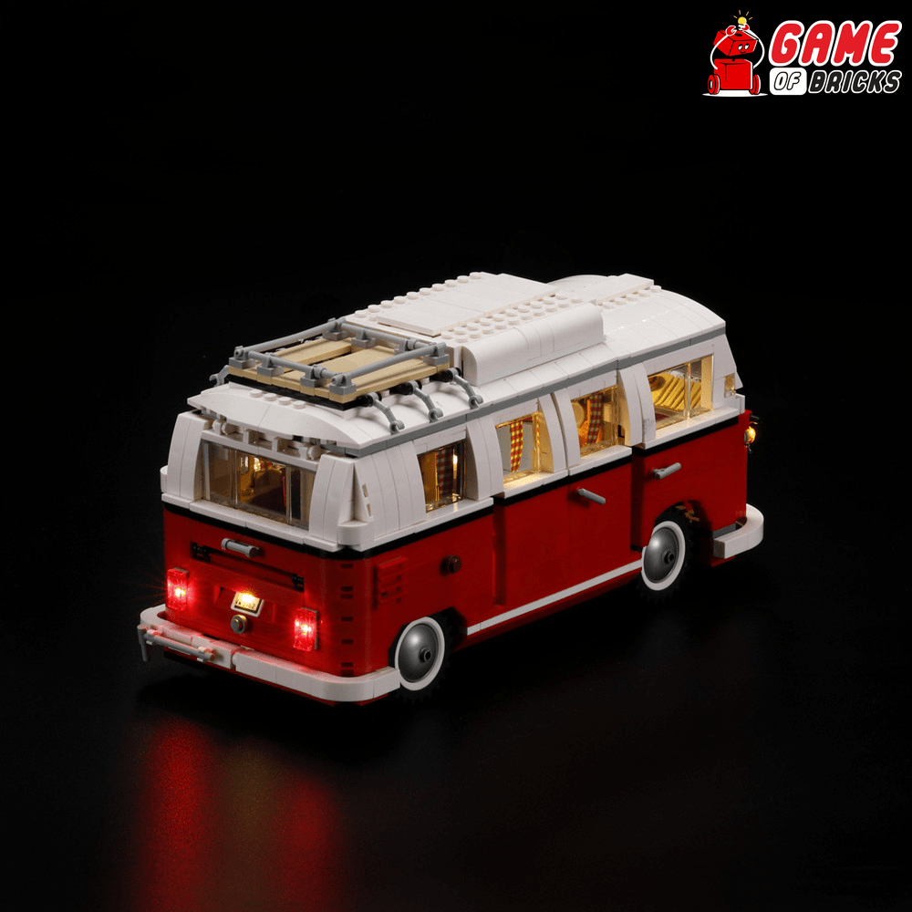 LEGO 10220 Volkswagen T1 Camper Van Light Kit