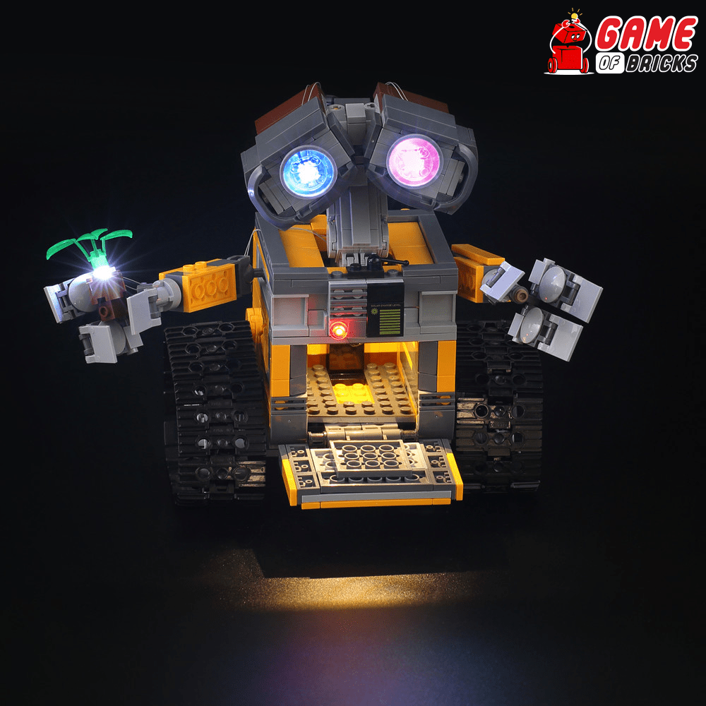 LEGO WALL-E 21303 Light Kit