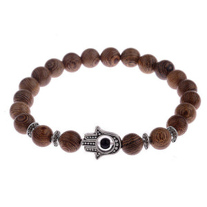 Good Karma Wood Bracelets