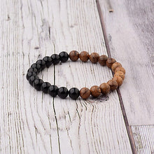Load image into Gallery viewer, Good Karma Wood Bracelets