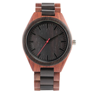 Natural Wood Watch