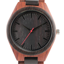 Load image into Gallery viewer, Natural Wood Watch