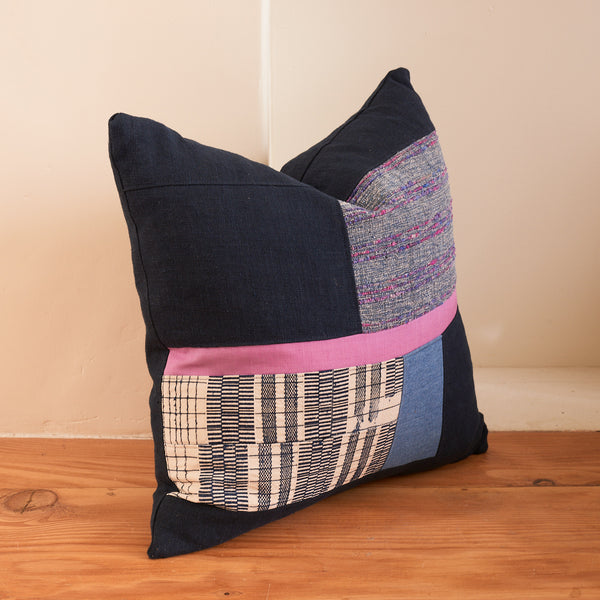 Den & Delve Indigo Pillow Collection for Field Guide - Field Guide