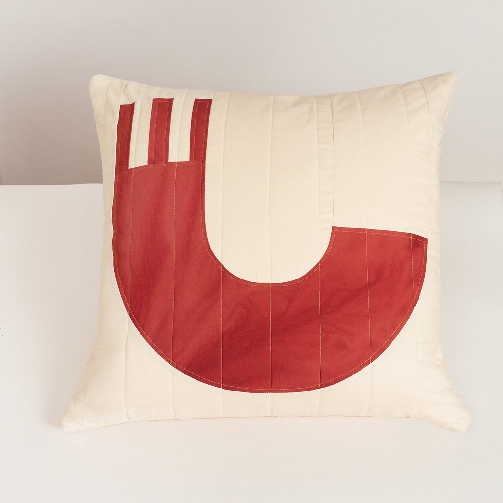 Ray Quilts for Field Guide Flute Pillow - Field Guide