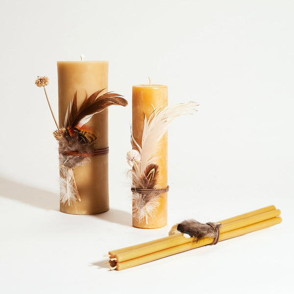 Beeswax Lumiere Collection by Field Guide - Field Guide
