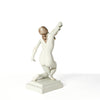 Cleopatra and the Snake Porcelain Figurine - Field Guide