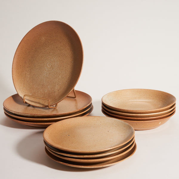 French Stoneware Dinnerware - Field Guide