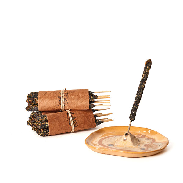 Palo Santo and Breu Resin Incense Sticks - Field Guide