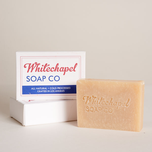 Whitechapel Bar Soap - Field Guide