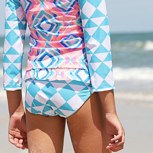 Long Sleeve Two piece set - Beach Tribe Junior