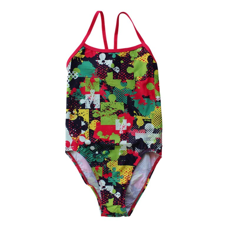 One Piece Swimsuit - Jigsaw