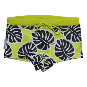 Euro Style Swimshorts - Hot Tropics Junior
