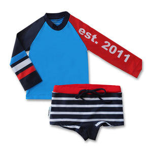 Euro Style Swimshorts - Boys Sport Junior