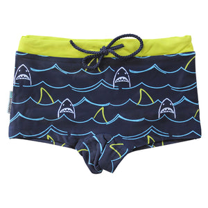 Euro Style Swimshorts - Shark Mania Junior