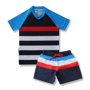 Mid Length Boardshorts - Boys Sport Junior