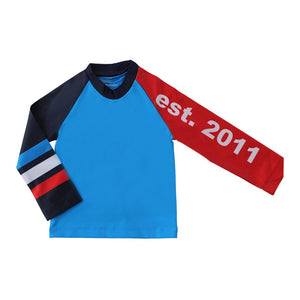 Long Sleeve Classic Rashie - Boys Sport Junior