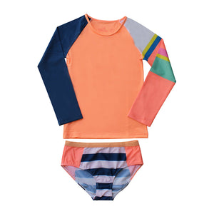 Long Sleeve Two piece set - Girls Sport Senior
