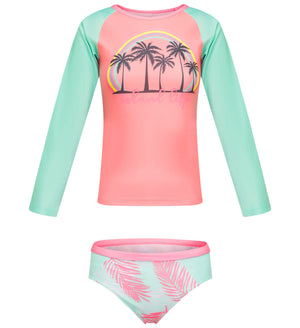 Long Sleeve Two piece set - Island Life Senior