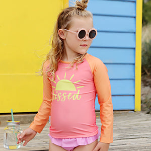 Long Sleeve Two piece set - Retro Vibes Junior