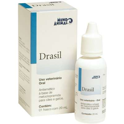 Antiemético Drasil - 20 mL