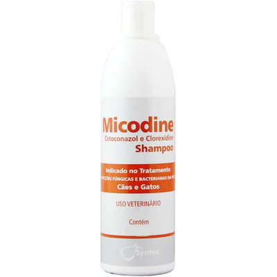 Shampoo Micodine - 500ml