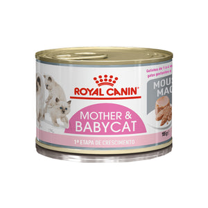 Ração Úmida Royal Canin Lata Gatos Mother & Baby Cat