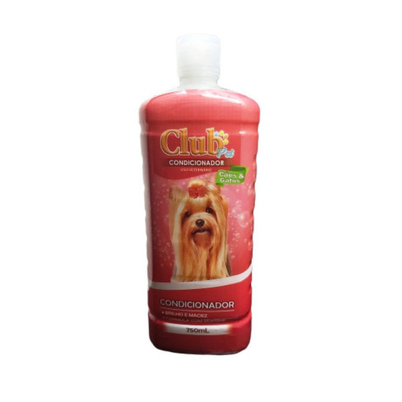 Condicionador para Cães e gatos Club Pet 750ML