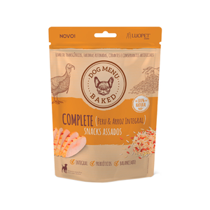 Biscoito Menu Luopet para Cães Adultos Complete 180g