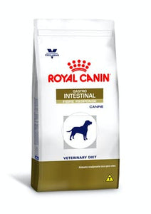 Ração Royal Canin Veterinary Diet Gastro Intestinal Fibre Response Cães Adultos