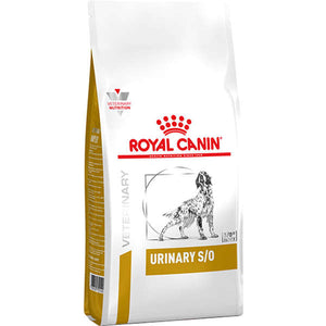 Ração Royal Canin Veterinary Diet Urinary S/O Cães Adultos