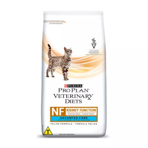 Ração Purina Pro Plan Veterinary Diet Kidney Function Advanced Care Gatos