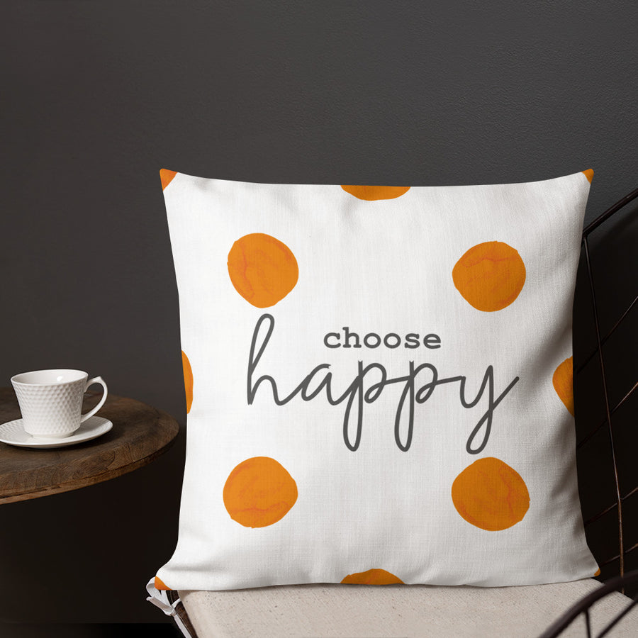 Choose Happy - GoodPillo®