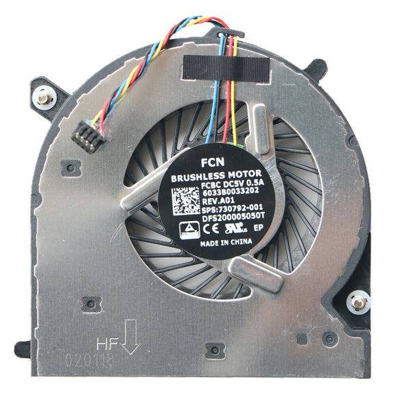 HP EliteBook 850 G1 850 G2 Laptop CPU Fan