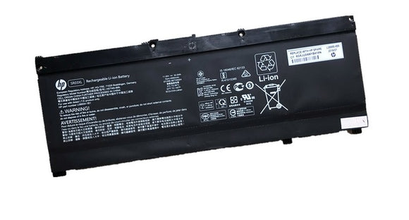 3Cell 52.5Wh HP Pavilion Gaming 17-cd0000 Battery