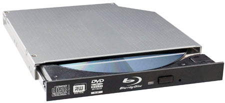 HP Slim SATA 9.5MM 6X BD-R/RE Blu-ray Writer Drive Burner