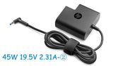 HP 17-y054na 17-y054sa 45w travel ac adapter