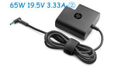 HP 17-y000 17z-y000 17-y000 Touch 65w travel ac adapter
