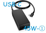 HP ZBook 15u G5 Mobile Workstation 45W usb-c Power Adapter